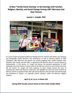 Penn State Lecture LeHigh Valley